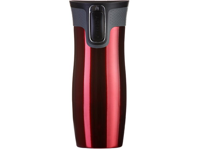 Contigo Autoseal West Loop Insulated Mug 470ml, red